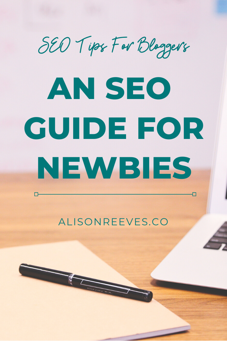 graphic for A Beginner's Guide To SEO