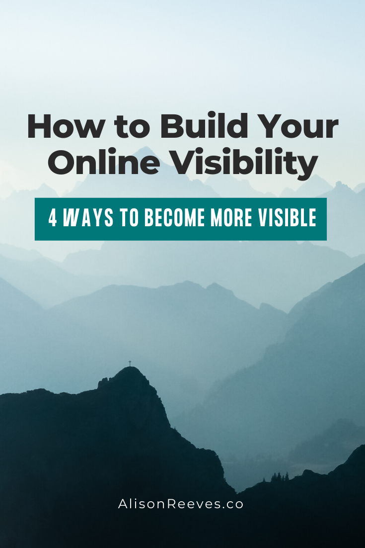 How to Build Your Online Visibility