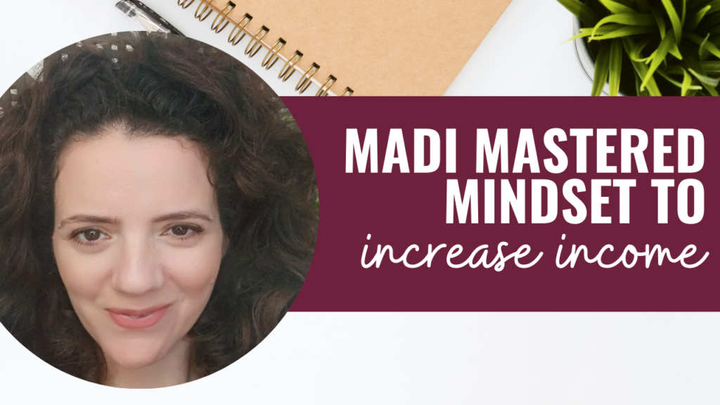 Entrepreneurship Coaching: How Madi Uses Mindset and Pinterest To Stack Her Income