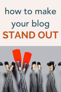 How to make your business stand out.
