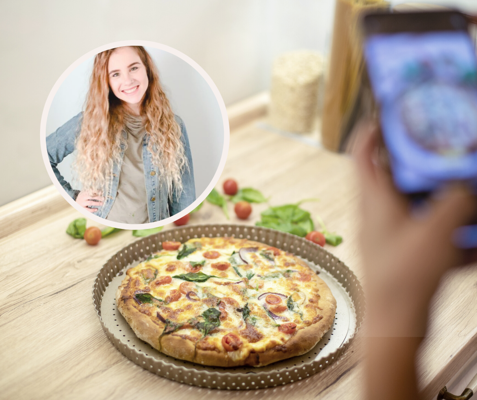 How Hannah learned how to make money as a food blogger.